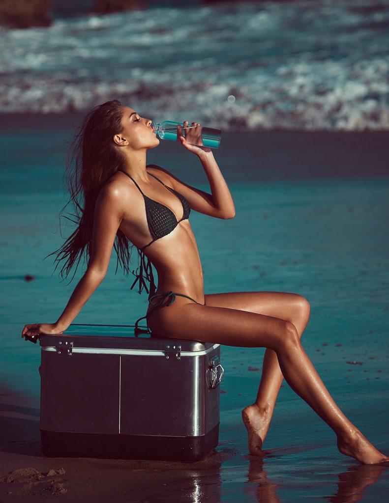 Beautiful Beach Models By Ponju